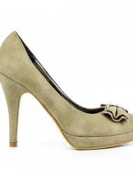 Дамски обувки Ginger 2 каки