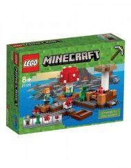 LEGO MINECRAFT Островът на гъбите 21129