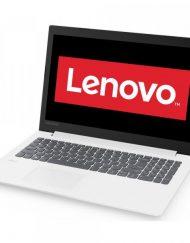 Lenovo 330-15IGM /15.6''/ Intel N4000 (2.6G)/ 4GB RAM/ 1000GB HDD/ int. VC/ DOS/ White (81D1007MBM)