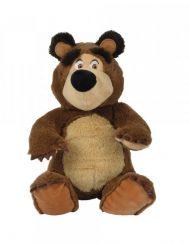 SIMBA Плюшен седящ мечок 20 см. МАША И МЕЧОКА 109301034