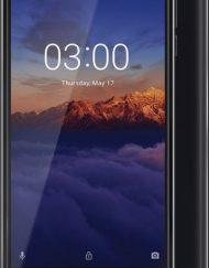 Smartphone, NOKIA 3.1 TA-1063, Dual SIM, 5.2'', Arm Octa (1.5G), 2GB RAM, 16GB Storage, Android, Black