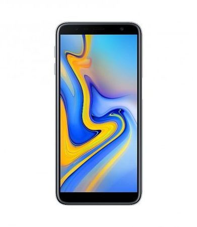 Smartphone, Samsung Galaxy J6+, Dual SIM, 6.0'', Arm Quad (1.4G), 3GB RAM, 32GB Storage, Android, Gray (SM-J610FZANBGL)