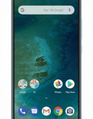 Smartphone, Xiaomi Mi A2 Lite, DualSIM, 5.84'', Arm Octa (2.0G), 3GB RAM, 32GB Storage, Android, Blue (MZB6400EU)