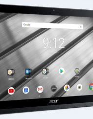 Tablet, ACER Iconia B3-A50-K1P5 /10.1''/ Arm Quad (1.3G)/ 2GB RAM/ 32GB Storage/ Android 8.1/ Black&Iron (NT.LF9EE.005)