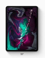 Tablet, Apple iPad Pro Wi-Fi /11''/ A12X Bionic/ 4GB RAM/ 64GB Storage/ iOS12/ Silver (MTXP2HC/A)
