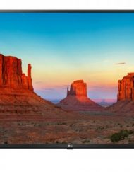 TV LED, LG 60'', 60UK6200PLAB, Smart webOS 4.0, Active HDR, WiFi, UHD 4K