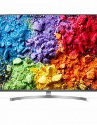 TV LED, LG 75'', 75SK8100PLA, Smart, Alpha 7 Processor, Nano Cell Color, Cinema HDR, 4K HFR, WiFi, SUPER UHD