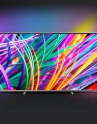 TV LED, Philips 75'', 75PUS8303/12, Smart, 2900PPI, Micro Dimming Pro, Ambilight 3, UHD 4K