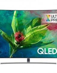 TV LED, SAMSUNG 55'', 55Q8CN, Curved, Smart, 3300PQI, WiFi, UHD 4K (QE55Q8CNATXXH)