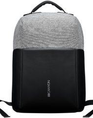 Backpack, CANYON 15.6'', black and dark gray (CNS-CBP5BG9)