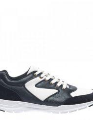 Мъжки обувки Denver бели със синьо