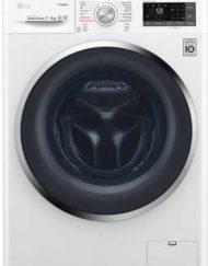 Пералня със сушилня, LG F2J7HG2W, Енергиен клас: B, 7кг пране / 4кг сушене
