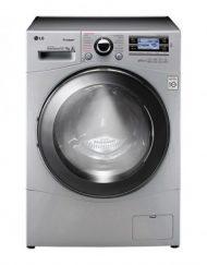 Пералня със сушилня, LG FH695BDH6N, Енергиен клас A, 12кг пране, 8кг сушене, 1600rpm