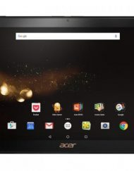 Tablet, ACER Iconia B3-A40-K0SK /10.1''/ Arm Quad (1.3G)/ 2GB RAM/ 16GB Storage/ Android 7.0/ Black