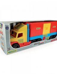 WADER Камион контейнер 76 см. 36510