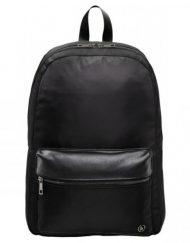 Backpack, HAMA Mission 14'', с метален цип, Черен (101593)