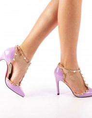 Дамски сандали Pilar 2 лилави