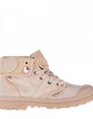 Дамски спортни обувки Liliah бежови