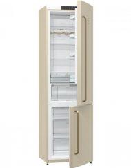 Хладилник, Gorenje NRK621CLI, А+, 363 литра, Ретро дизайн