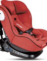 KIKKA BOO Стол за кола 0-25 кг. TWISTER ISOFIX RED 31002060013