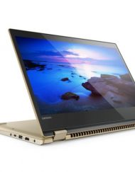 Lenovo YG520-14IKB /14''/ Touch/ Intel i5-7200U (3.1G)/ 8GB RAM/ 256GB SSD/ int. VC/ Win10/ Gold Metallic (80X800XPBM)