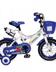 МОНИ Велосипед MONSTER СИН 12'' 1281