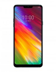 Smartphone, LG G7 FIT, Dual SIM, 6'', Arm Quad (2.35G), 4GB RAM, 32GB Storage, Android 8.1, Black (LMQ850EMW)