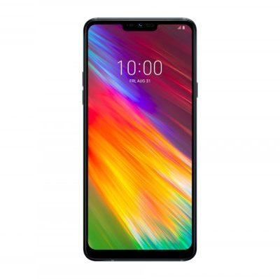 Smartphone, LG G7 FIT, Dual SIM, 6'', Arm Quad (2.35G), 4GB RAM, 32GB Storage, Android 8.1, Black (LMQ850EMW)