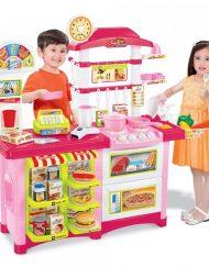 Детски щанд за бърза закуска FAST FOOD CENTER 889-06