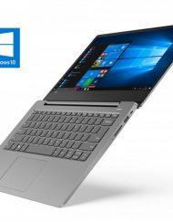 Lenovo IdeaPad UltraSlim 330s /14''/ Intel i3-8130U (3.4G)/ 8GB RAM/ 256GB SSD/ int. VC/ Win10/ PlatinumGrey (81F401C6BM)
