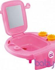 OK Baby Мини мивка Спейс Розова Цвят 66