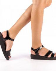 Дамски сандали Olga черни