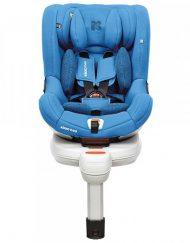 KIKKA BOO Стол за кола 0-18 кг. ROLL&GO ISOFIX LIGHT BLUE 31002030018