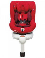 KIKKA BOO Стол за кола 0-18 кг. ROLL&GO ISOFIX RED 31002030019