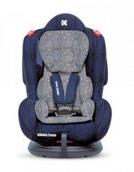 KIKKA BOO Стол за кола 0-25 кг. HOOD DARK BLUE 31002060015