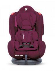 KIKKA BOO Стол за кола 0-25 кг. HOOD RASPBERRY 31002060017