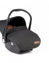 KIKKA BOO Стол за кола - кошница 0-13 кг. DIVAINA BLACK 31002020020