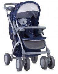 LORELLI CLASSIC Комбинирана количка TOLEDO DARK BLUE TEDDY BEAR 1002120/1832A