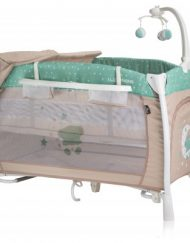 LORELLI CLASSIC Кошара 2 нива iLOUNGE ROCKER GREEN&BEIGE MOON BEAR 1008002/1932