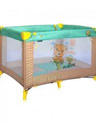 LORELLI CLASSIC Кошара за играPLAY BEIGE&GREEN HONEY BEAR 1008005/1947