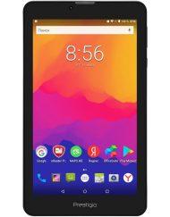 Tablet, PRESTIGIO Wize 3317 3G /7.0''/ Arm Quad (1.3G)/ 1GB RAM/ 8GB Storage/ Android/ Black (PMT3317_3G_C)