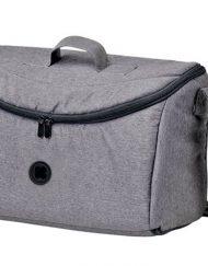 KIKKA BOO Чанта за количка UNI GREY MELANGE 31108020014