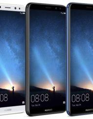 Smartphone, Huawei Mate 10 Lite, DualSIM, 5.9'', Arm Octa (2.36G), 4GB RAM, 64GB Storage, Android, Blue (6901443199136)