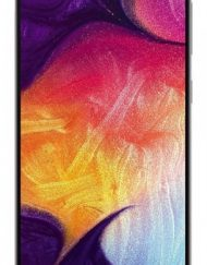 Smartphone, Samsung GALAXY A50, DualSIM 6.4'', Arm Octa (2.3G), 4GB RAM, 128GB Storage, Android 9, White (SM-A505FZWSBGL)