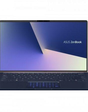 ASUS UX433FN-A5069T /14''/ Intel i7-8565U (4.1G)/ 8GB RAM/ 512GB SSD/ ext. VC/ Win10 + Sleeve (90NB0JQ1-M06100)