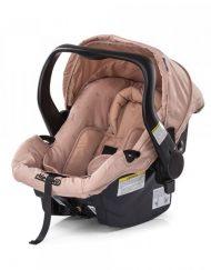 CHIPOLINO Стол за кола-кошница 0-13 кг. ЕУФОРИЯ МОКА STKE01602MO