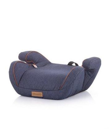 CHIPOLINO Стол за кола - седалка 15-36 кг. БУСТЪР СИНИ ДЪНКИ SDKB01905BJ