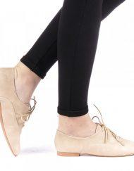 Дамски обувки Classe телесен цвят