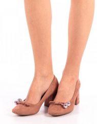 Дамски обувки Delicia розови