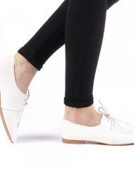 Дамски обувки Taking бели